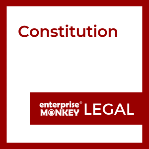 Constitution by Melbourne Business Lawyer